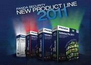 New Panda Antivirus,  Panda Internet security,  Panda Global Protection